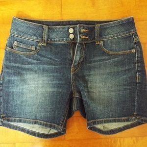 Victoria's Secret Hipster Denim Shorts